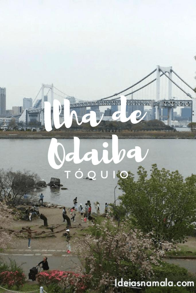 Ilha-de-Odaiba