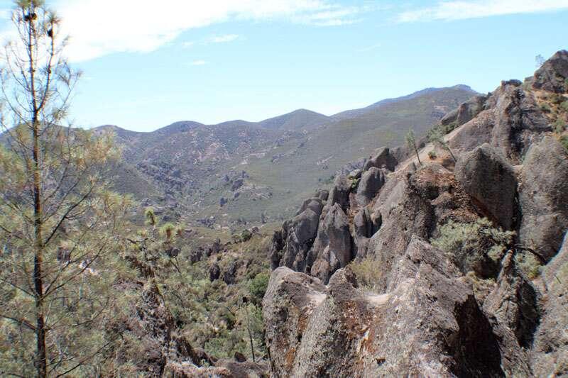 Parques Nacionais da Califórnia