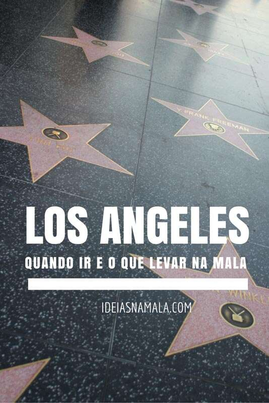 Los Angeles: Quando ir