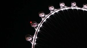 Roda gigante de Las Vegas 1