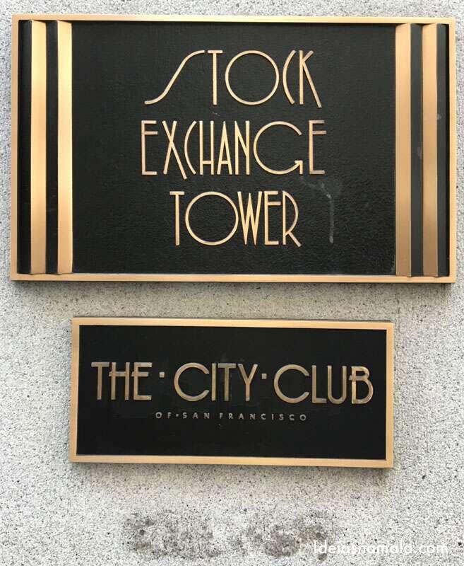 San Francisco City Club