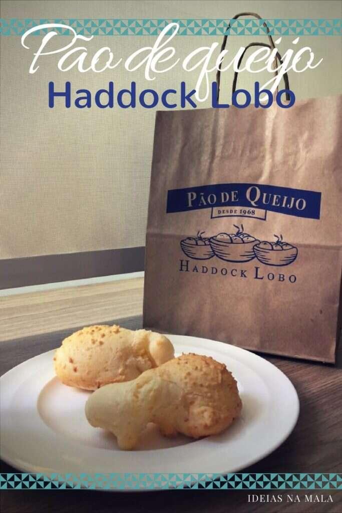 Pão de queijo Haddock Lobo, o melhor de São Paulo