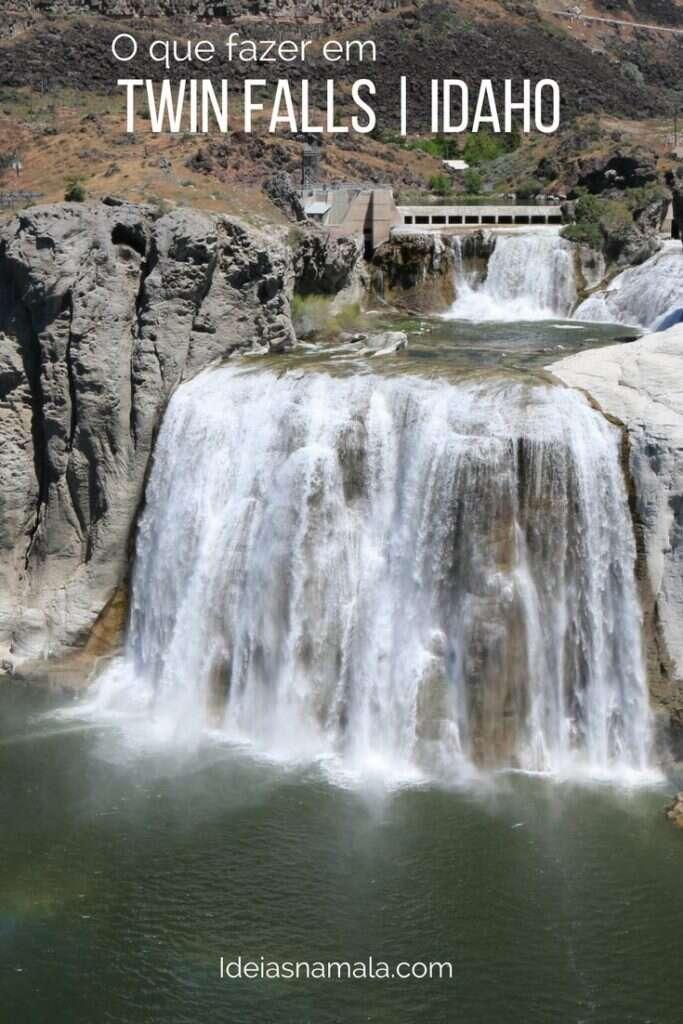 O que fazer em Twin Falls