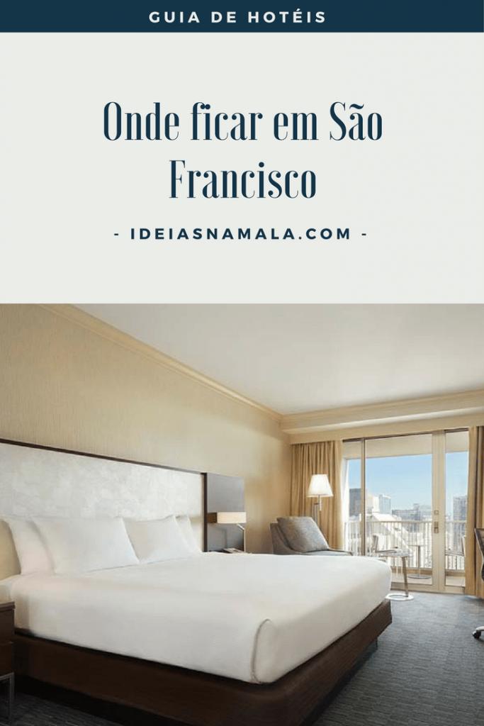 Onde ficar em São Francisco