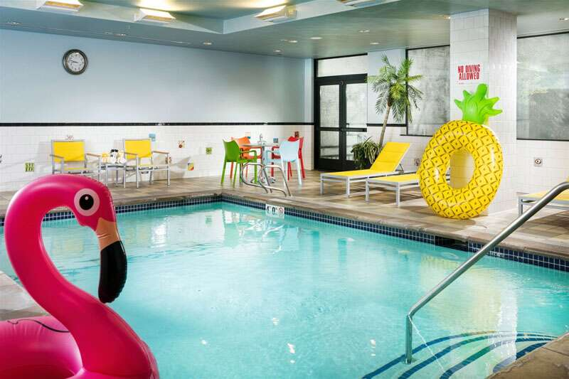 Staypineapple at the Maxwell Hotel - Seattle