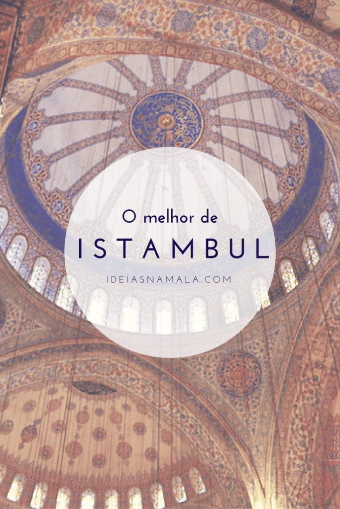 O melhor de Istambul