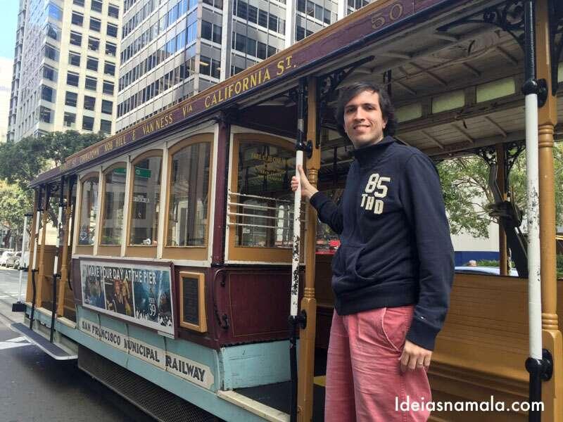Bondinho de San Francisco
