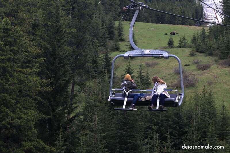Gondola Lake Louise