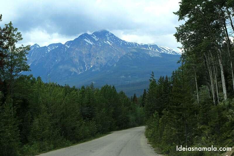 Maligne Lake em Jasper