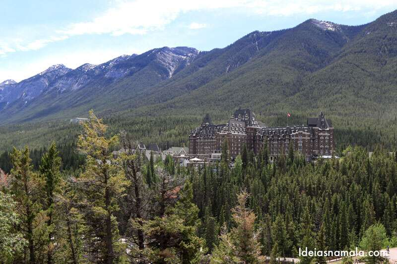 Que fazer em Banff