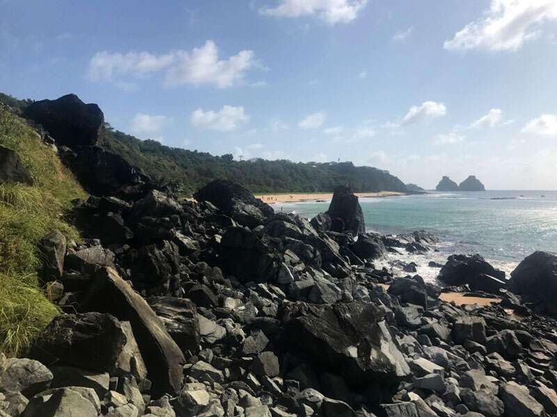 Trilha Costa Esmeralda
