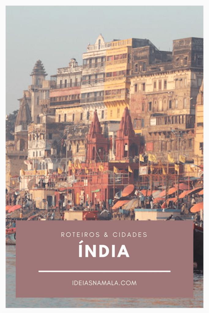 Roteiro Índia
