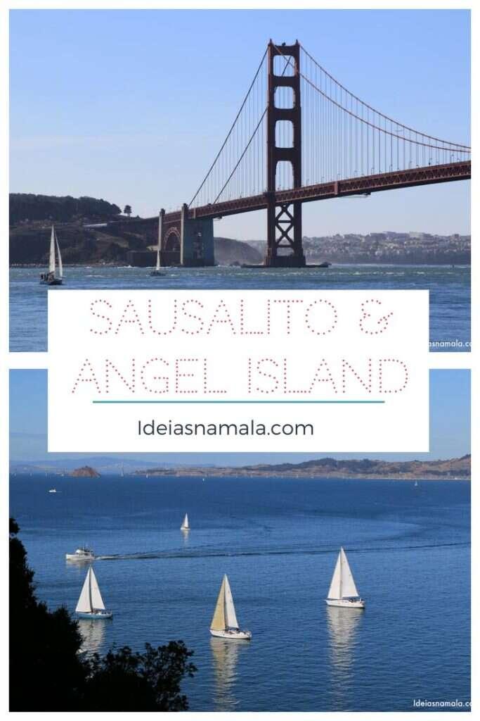Sausalito & Angel Island