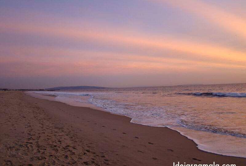 Santa Monica no sul da Califórnia