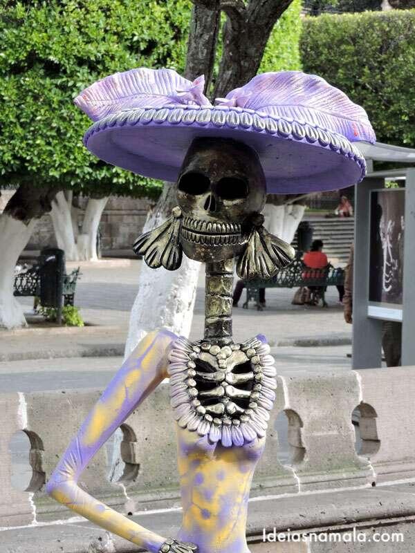 Dia de los muertos em Pátzcuaro