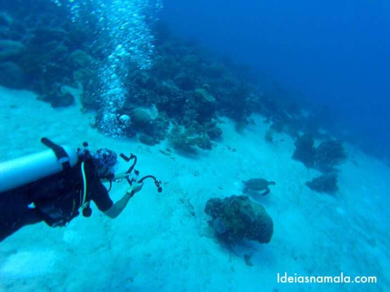 Mergulho em Curaçao