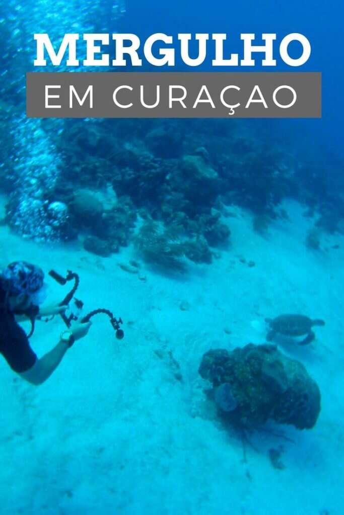 Mergulho em Curaçao: veja todas os detalhes do nosso mergulho de cilindro em Curaçao e muitas dicas pra quem quer mergulhar