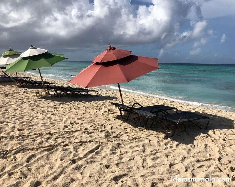 Praias de Aruba