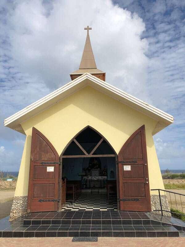 Roteiro Aruba e Curaçao