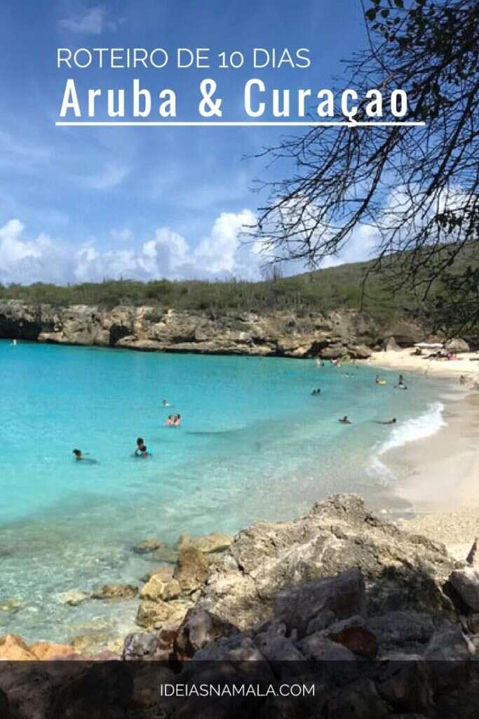 Roteiro de 10 dias Aruba e Curacao