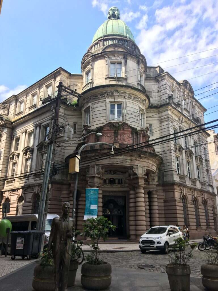 Centro histórico Santos