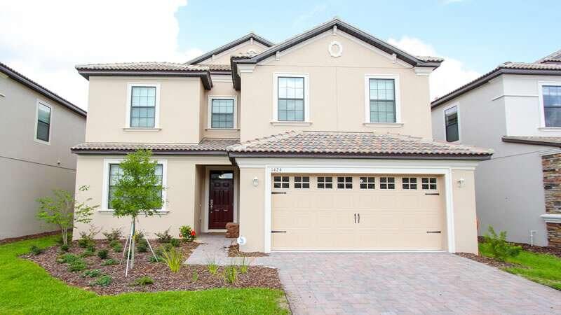 casas de temporada em Orlando