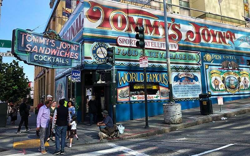 restaurantes tradicionais em San Francisco