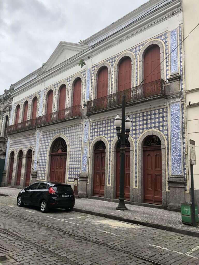 Casa da Frontaria Azulejada