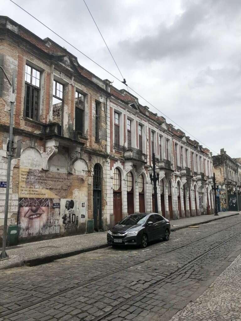 Centro de Santos