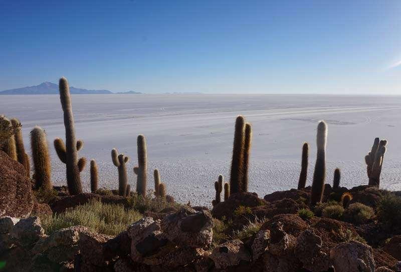 Ilha Inca Huasi