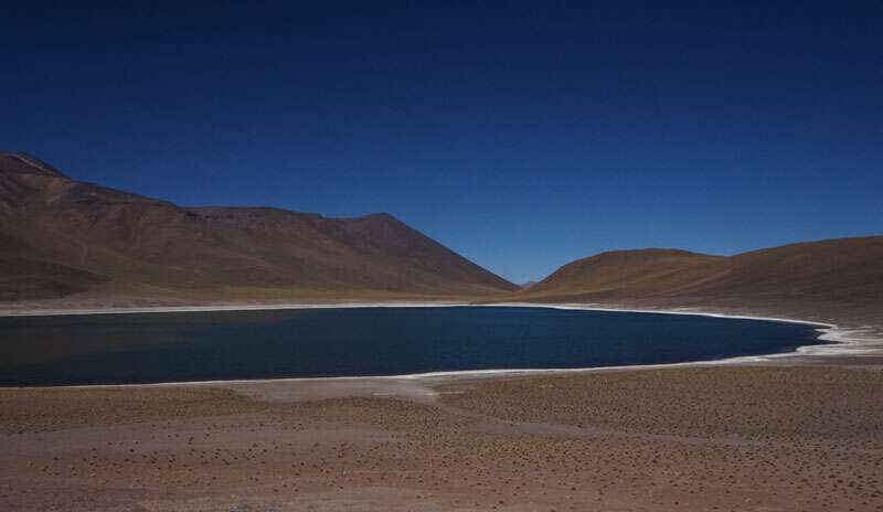 Laguna Meñique