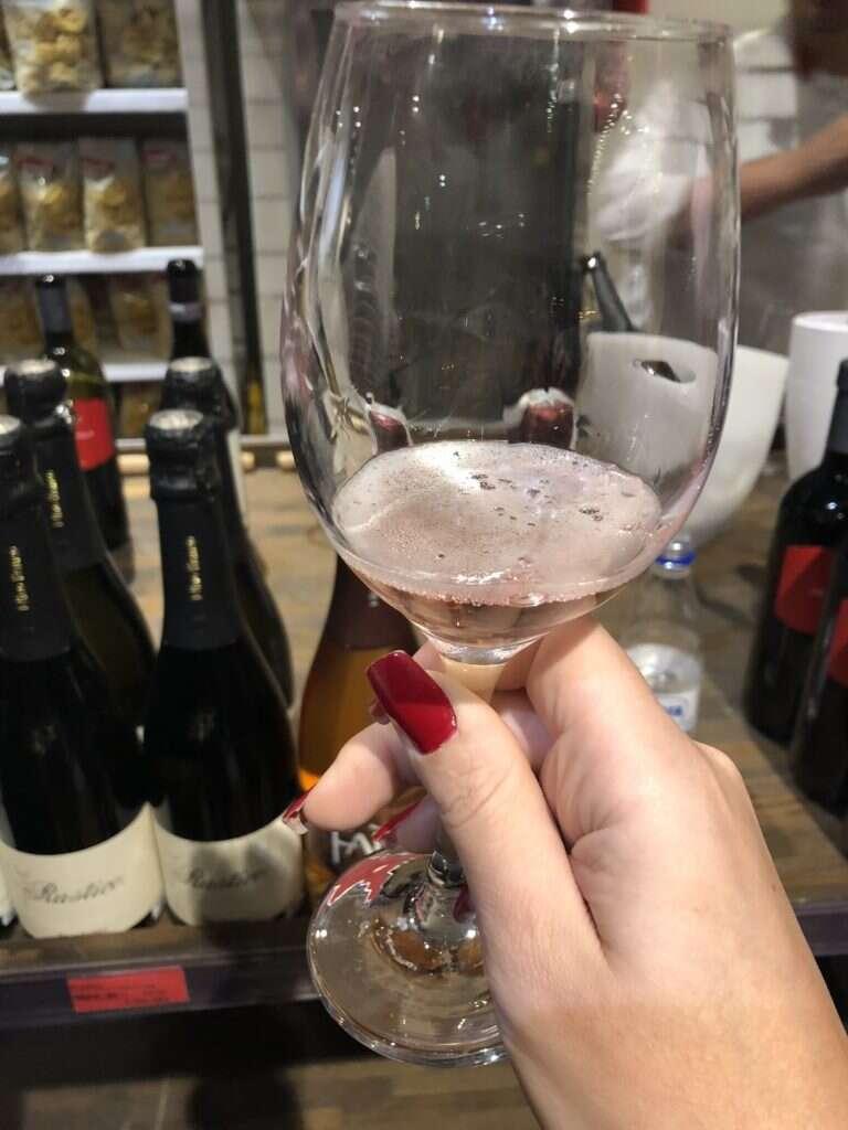 Festa do Vinho no Eataly