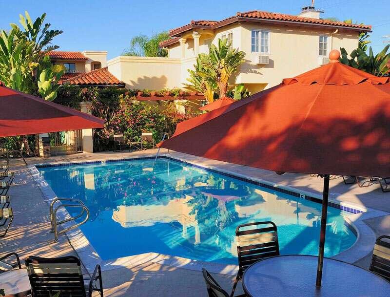 Onde ficar em San Diego