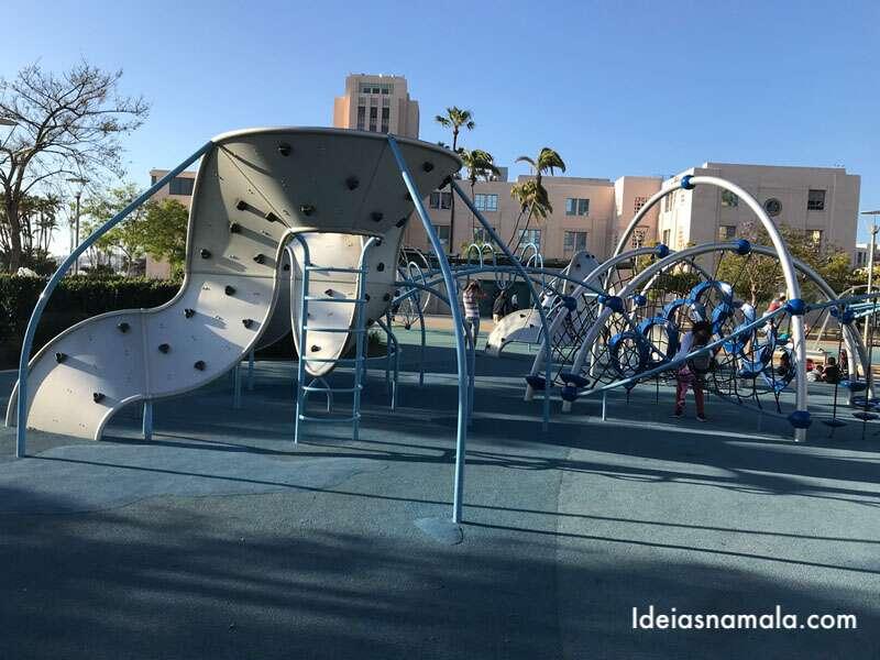 San Diego com crianças
