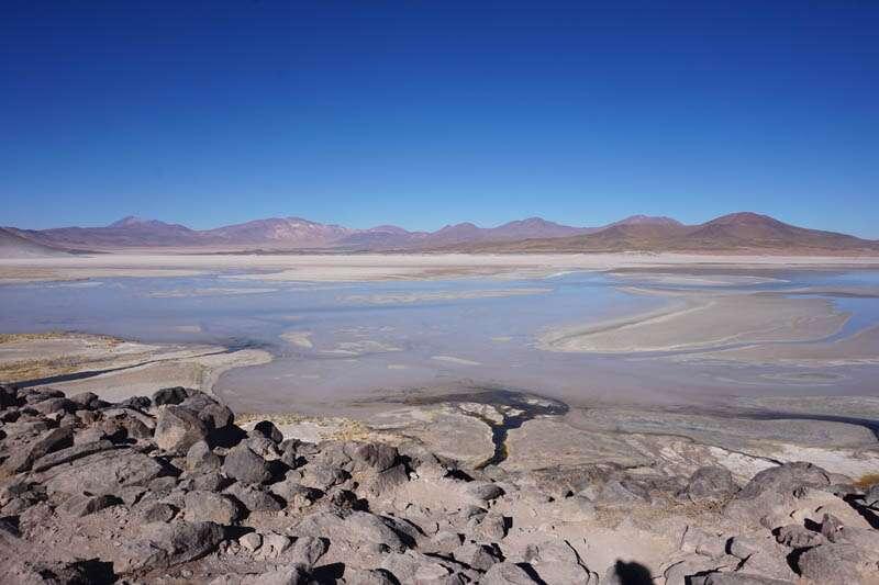 Piedras Rojas Salar do Atacama