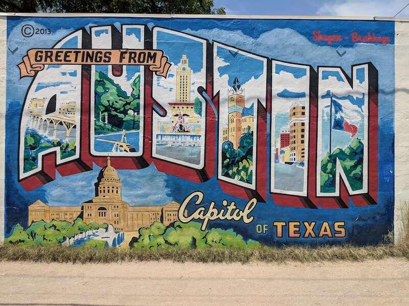 que fazer em Austin