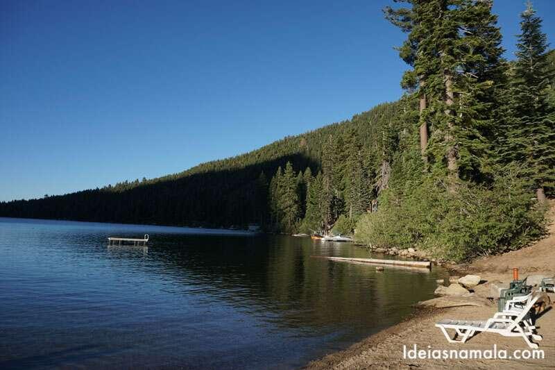 Praias em Lake Tahoe
