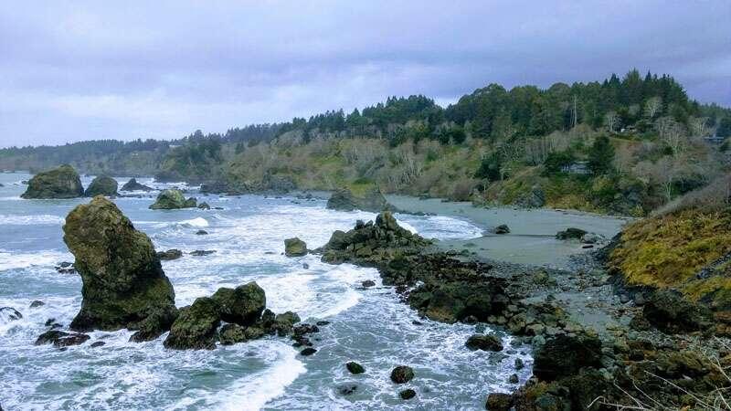 De San Francisco a Portland de carro