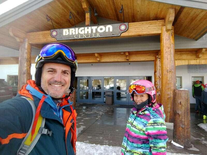 Esqui em Salt Lake City