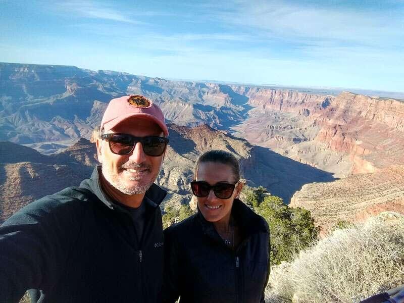 Viagem de carro: Grand Canyon e parques de Utah