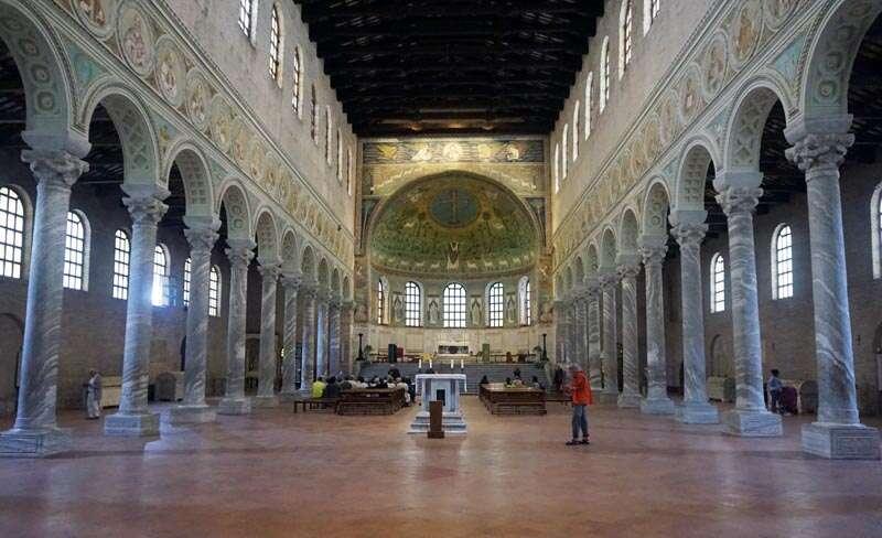 Basílica de Santo Apolinário em Classe