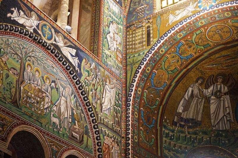 Mosaico Igreja de São Vital