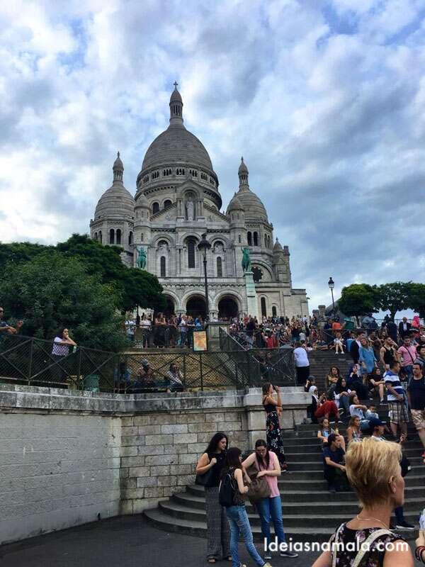 Basílica de Sacre Couer