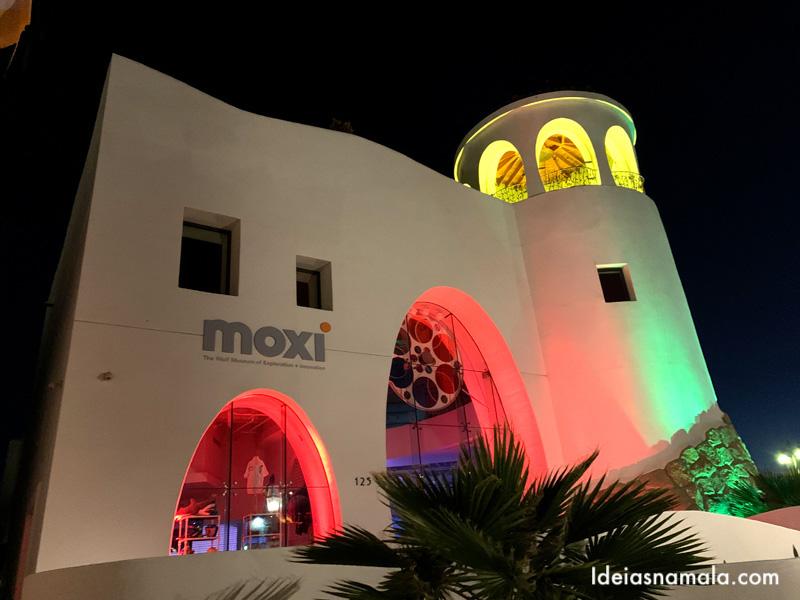 Maxi em Santa Barbara - Um museu divertido para toda a família