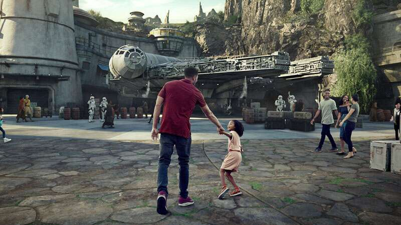 Star War Galaxy Edge