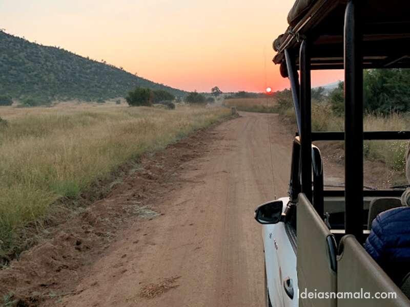 Safari em Pilanesberg