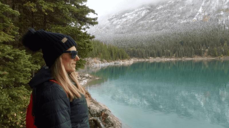 Roteiro de carro pelos parques do Canadá
