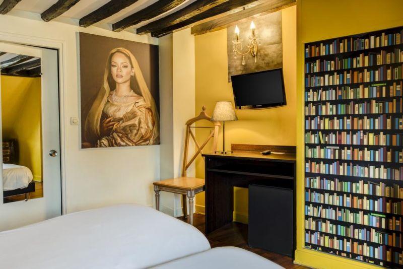Hotel economico em Paris
