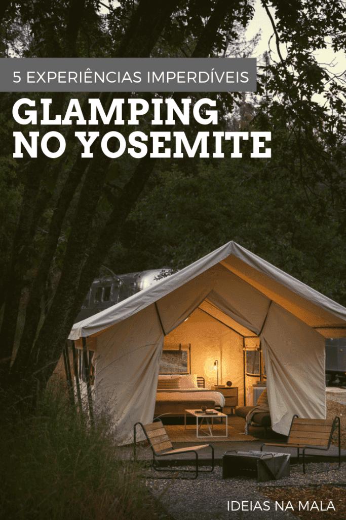 glamping yosemite