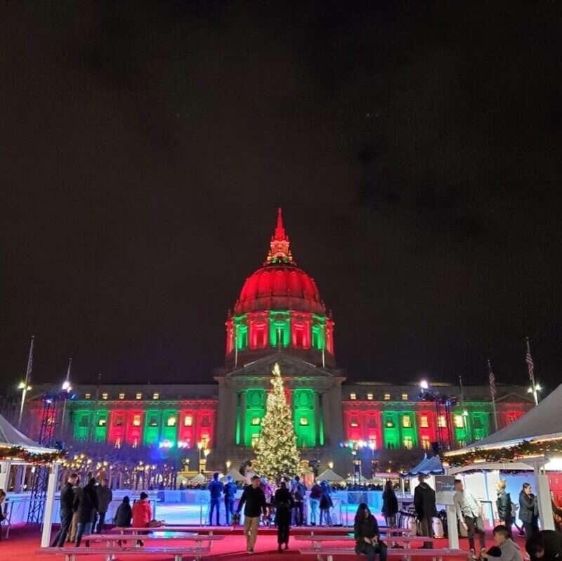 Natal em San Francisco